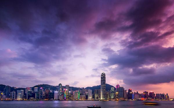 注册香港公司交税